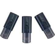 Staples USB 2.0 flash drive, 3-Pack, 16GB