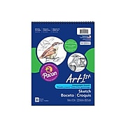 "Pacon Art1st Blank Sketch Book, 9"" x 12"", 30 Sheets (103207)"