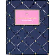 """2019-2020 AT-A-GLANCE 8 1/2"""" x 11"""" Simplified Academic Monthly Planner, Pineapple (EL200-091A-20)"""
