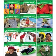 Newmark Learning Spanish Rising Readers Science, Volume 1, Single-Copy Set: Reading Levels A-D, 1 (NL1990)