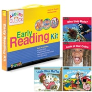 Newmark Learning Around the Clock Family Involvement Kits, I Can Read! F-G Kit, Dealer Version (NL2006)