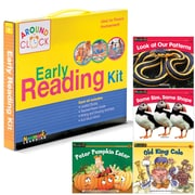 Newmark Learning Around the Clock Family Involvement Kits, I Can Read! H-I Kit, Dealer Version (NL2007)