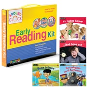 Newmark Learning Spanish Around the Clock Family Involvement Kits, Spanish I Can Read! A-C Kit, Dealer Version (NL2008)