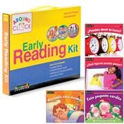 Newmark Learning Spanish Around the Clock Family Involvement Kits, Spanish I Can Read! D-E Kit, Dealer Version (NL2009)