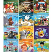 Newmark Learning Spanish Rising Readers Nursery Songs and Stories, Single Copy Set, K-1 (NL2170)