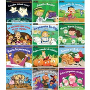 Newmark Learning Spanish Rising Readers Nursery Rhyme Tales, Set 2, Single Copy Set, K-1 (NL2171)