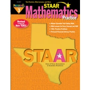 Newmark Learning STAAR Mathematics Practice, Grade 3 (NL3267)