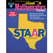 Newmark Learning STAAR Mathematics Practice, Grade 5 (NL3269)