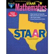 Newmark Learning STAAR Mathematics Practice, Grade 5 (NL3269)