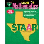 Newmark Learning STAAR Mathematics Practice, Grade 6 (NL3270)