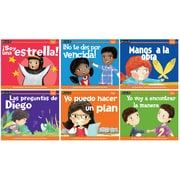 Newmark Learning MySELF, Social Emotional Learning Foundations, Creo en mi mismo, Single-Copy Set, PreK-1 (NL3323)