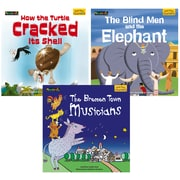 Newmark Learning Read Aloud Classics Topic Set: My Five Senses, Dealer Version (NL3565)