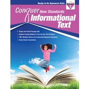 Newmark Learning Conquer New Standards, Informational Text, Grade 2 (NL3586)