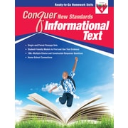 Newmark Learning Conquer New Standards, Informational Text, Grade 4 (NL3590)