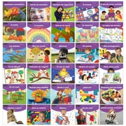 Newmark Learning Vamos a Leer, Spanish Early Rising Readers: Creative Expression, Single-Copy Set, Pre-K-K (NL4564)
