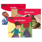 Newmark Learning Vamos a Leer, Spanish Early Rising Readers: Math, Single-Copy Set, Pre-K-K (NL4567)
