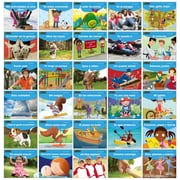 Newmark Learning Vamos a Leer, Spanish Early Rising Readers: Physical Development, Single-Copy Set, Pre-K-K (NL4568)