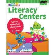 Newmark Learning Hands-On Phonics, Literacy Centers, K-2 (NL4643)