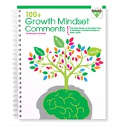 Newmark Learning 100+ Growth Mindset Comments, Grades K-2 (NL4687)