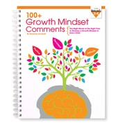 Newmark Learning 100+ Growth Mindset Comments, Grades 3-4 (NL4688)