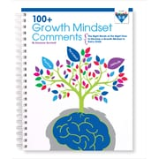 Newmark Learning 100+ Growth Mindset Comments, Grades 5-6 (NL4689)
