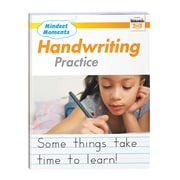 Newmark Learning Mindset Moments, Manuscript Handwriting Practice, Grades 2-3 (NL4691)
