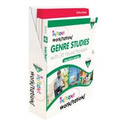 Newmark Learning  Instant Workstations, Genre Studies, 30 Paired Passages, Grade 6 (NL4708)