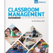 Classroom Management Guide, Elementary School Professional Development Book (Y34877)