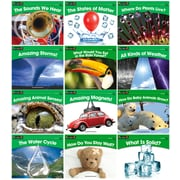 Newmark Learning Rising Readers Science Titles, Volume 2, Single Copy Set, K-1 (NL0804)