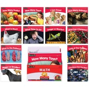 Newmark Learning Rising Readers Math, Volume 1, PreK-1 (NL1041)