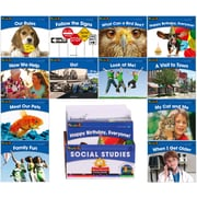 Newmark Learning Rising Readers Social Studies, Volume 1, PreK-1 (NL1043)
