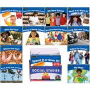 Newmark Learning Rising Readers Social Studies, Volume 2, K-1 (NL1044)