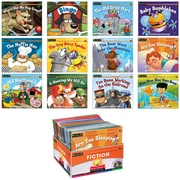 Newmark Learning Rising Readers Nursery Rhyme Songs and Stories Collection, PreK-1 (NL1048)