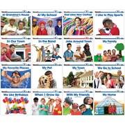Newmark Learning Sight Word Readers, Social Studies, Single Copy Set, PreK-K (NL1056)
