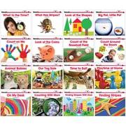 Newmark Learning Sight Word Readers, Math, Single Copy Set, PreK-K (NL1057)