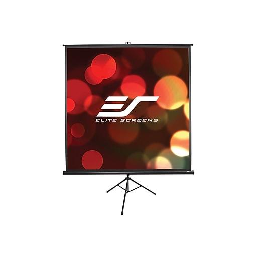 """Elite Screens Tripod Series T85UWS1 Tripod 85"""" Projector Screen"""