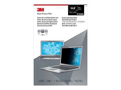 3M Privacy Filter for Laptop, 14