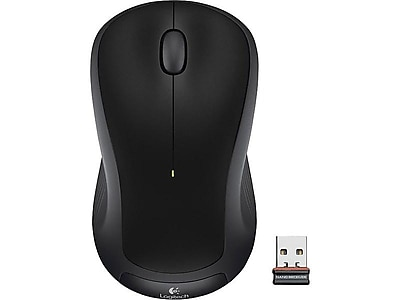 Logitech M310 910-004277 Wireless Laser Mouse, Black