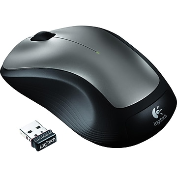Logitech M310 910-001675 Wireless Optical Mouse, Silver