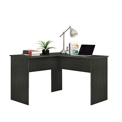 Easy 2 Go Corner Computer Desk Gray We Of 0152g