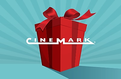 Cinemark Gift Card $25