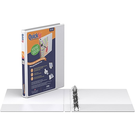 Shop Staples For Stride QuickFit 1/2-Inch D 3-Ring View