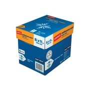 "Staples 8.5"" x 11"" Multipurpose Paper, 22 lbs., 98 Brightness, 2500/Carton (16345-US)"