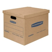 "18"" x 15"" x 14"" Moving Boxes and Kits, Kraft, 8/Carton (7717201)"