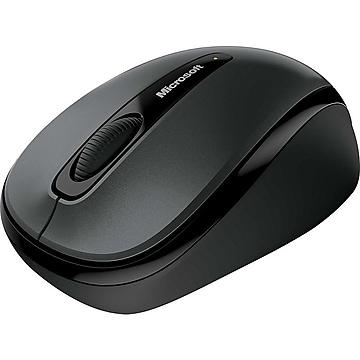 Microsoft Mobile 3500 GMF-00030 Wireless Bluetrack Mouse, Black