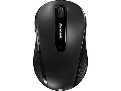 Microsoft Mobile 4000 D5D-00001 Wireless Bluetrack Mouse, Graphite