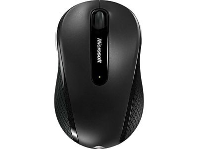 Microsoft Mobile 4000 D5D-00001 Wireless Bluetrack Mouse, Graphite