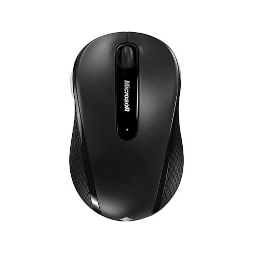 3e3e075aa89 Microsoft Mobile 4000 D5D-00001 Wireless Bluetrack Mouse, Graphite.  https://www.staples-3p.com/s7/is/
