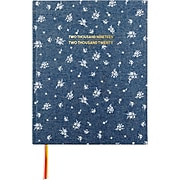 "2019-2020 AT-A-GLANCE 9 7/8"" x 7 7/8"" Weekly/Monthly, The Chambray Ditsy Floral Planner (EM201-903A-20)"