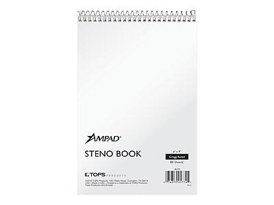Ampad Steno Pad, 6